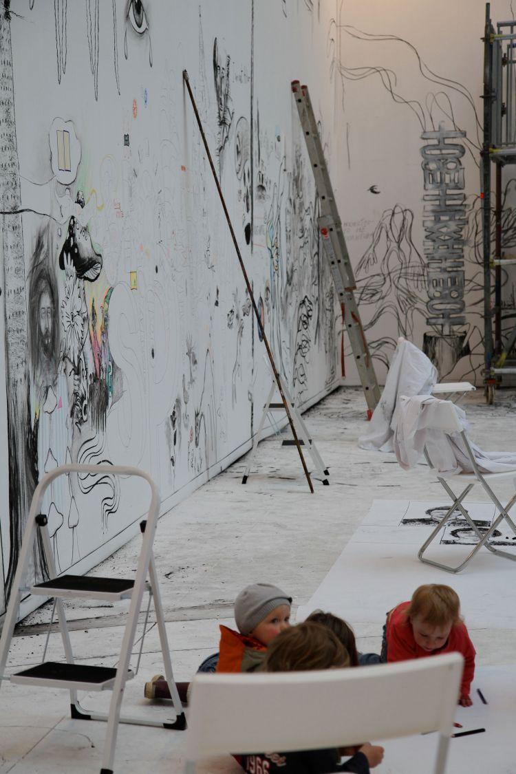 ST. ELISABETH-CHURCH, Berlin Biennale