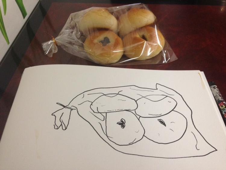 Kenny Pittock. Sultana sweet buns.