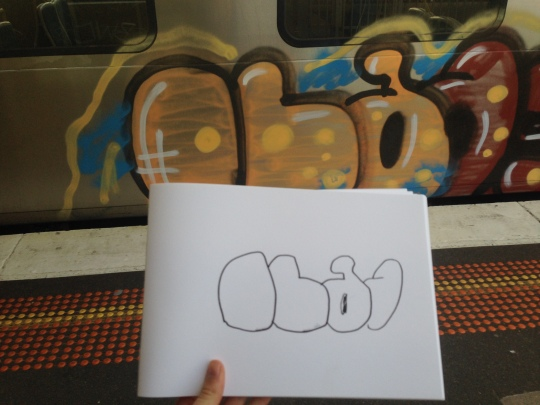Melbourne public art. Kenny Pittock.